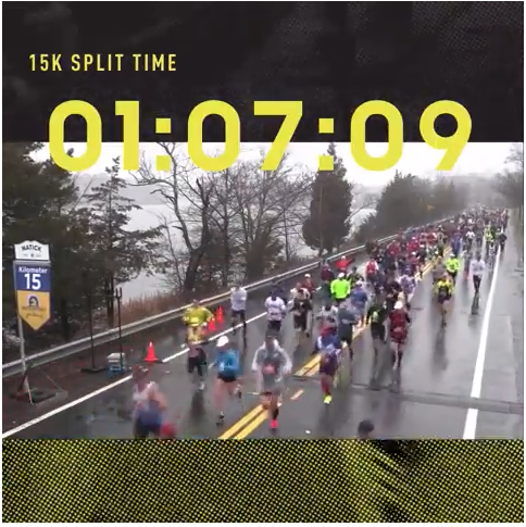 5. Adidas Boston Marathon - viral marketing examples