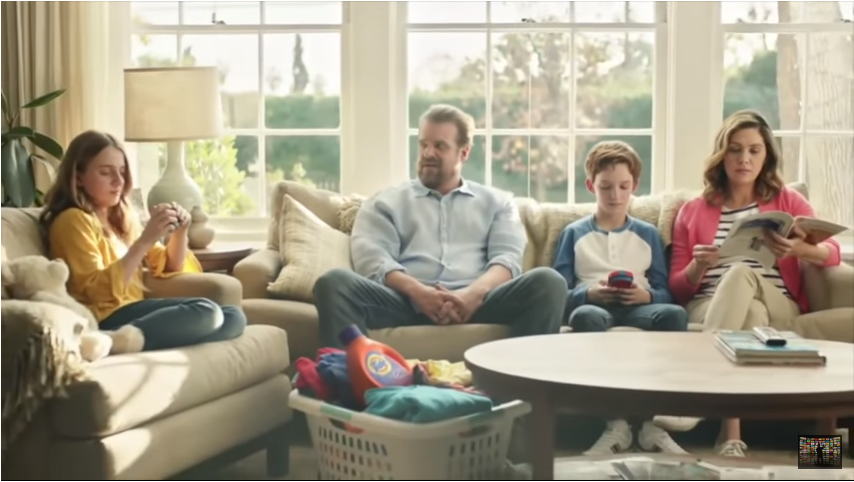 Superbowl Tide Ad - viral marketing examples