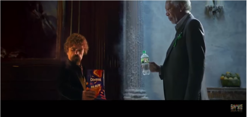 Doritos and Mountain Dew Super Bowl Commercial - viral marketing examples