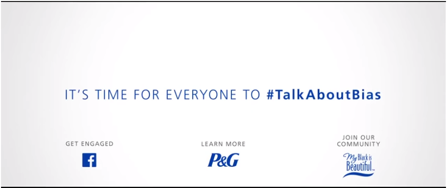 "Procter & Gamble's ""The Talk"" - viral marketing examples"