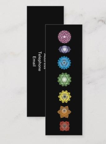 Zazzle - yoga business cards