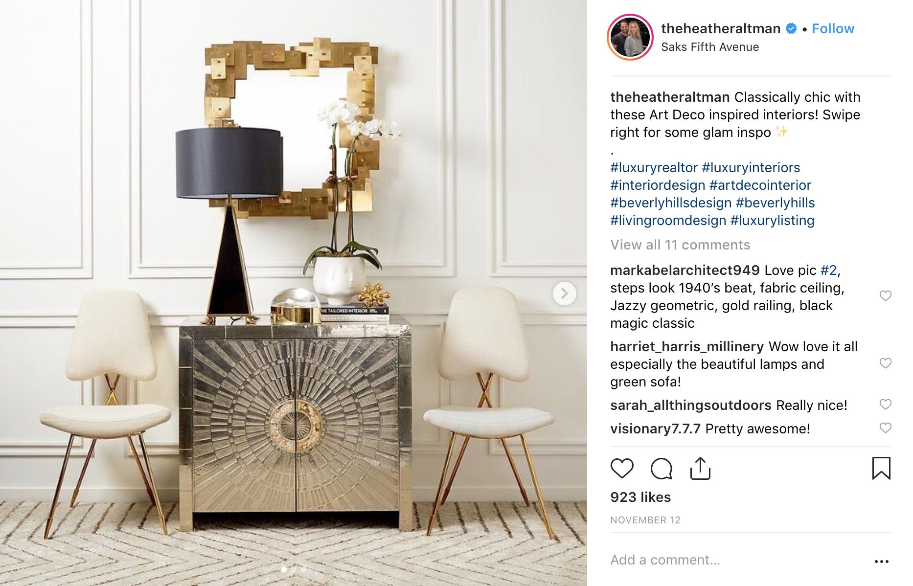 Heather Altman on Instagram - real estate ads