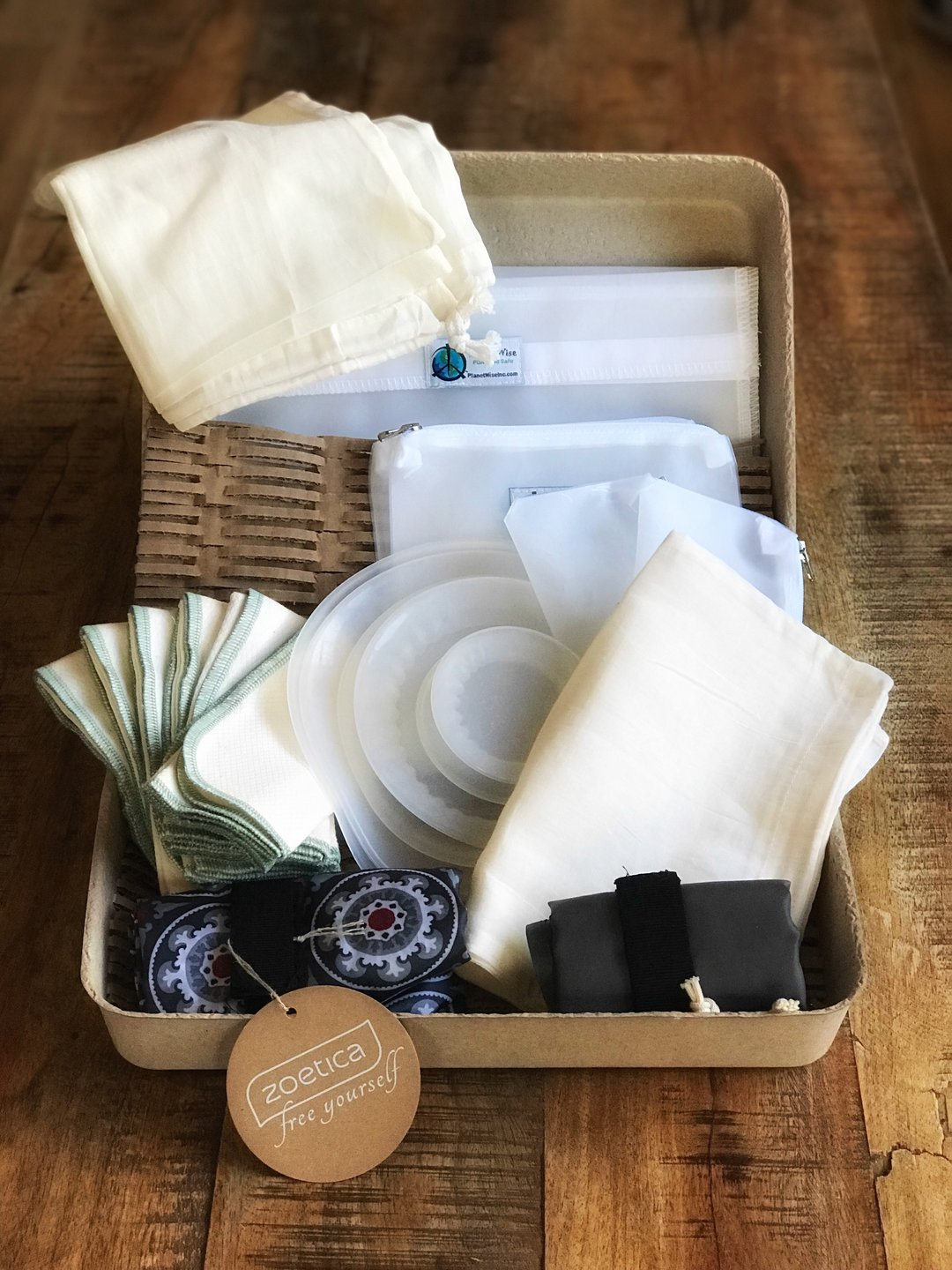 Zoetica - Sustainable Kitchen Box - closing gifts