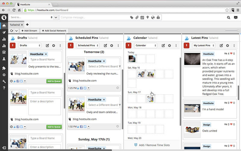free social media scheduling tools