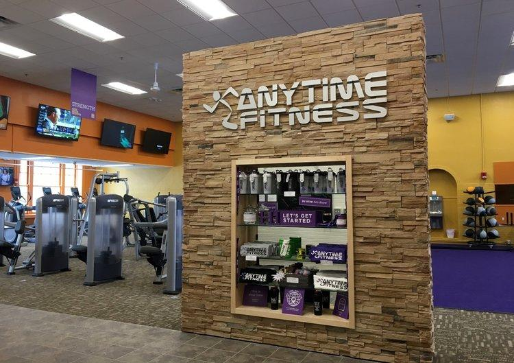 anytime fitness press release format