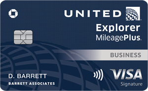 Chase United Explorer Card Review