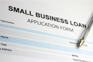 Application Form for Small Business Loan