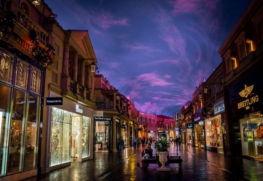 Street photo of Las Vegas, Nevada