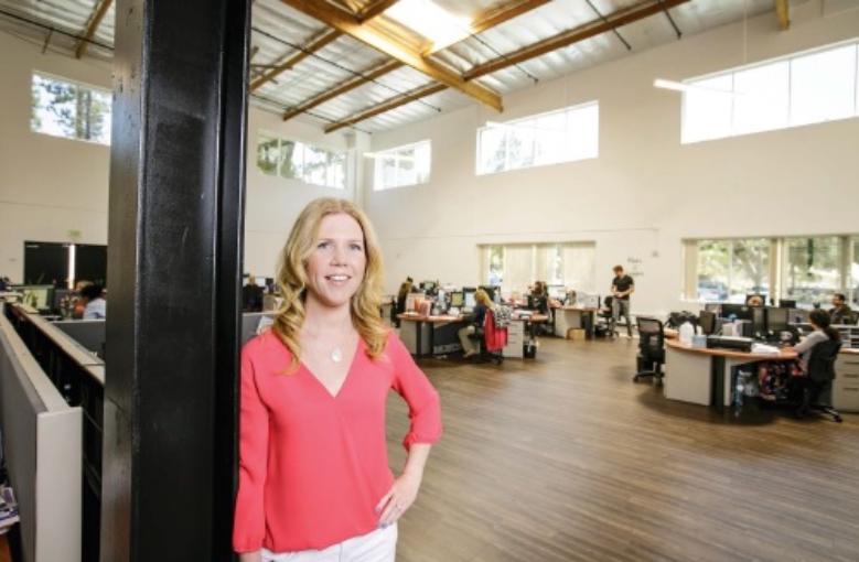 Deborah Sweeney - open office layout