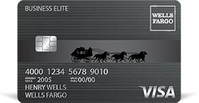 Wells Fargo Business Elite SignatureCard®