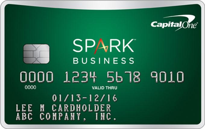 Capital One - Spark Cash Credit Card - best credit cards for amazon