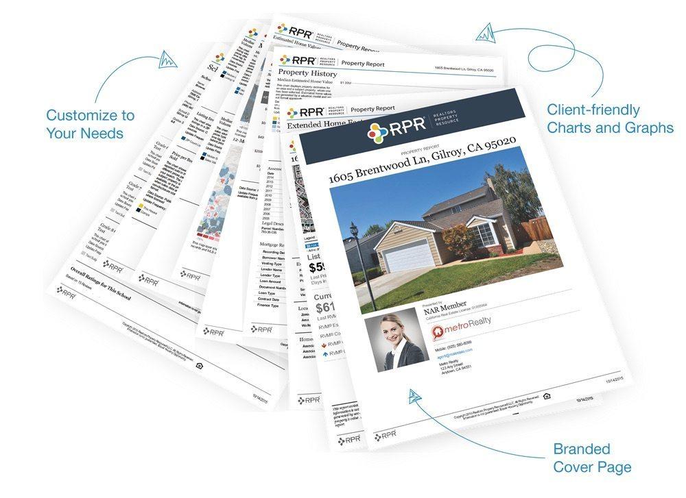 RPR Mobile - real estate software