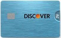 Discover - it Cash Back Credit Card - best credit cards for amazon