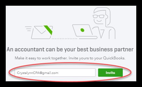 quickbooks accountant online
