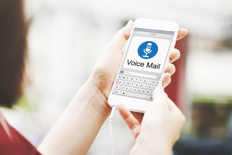 The 7 Best Professional Voicemail Greetings Example Scripts