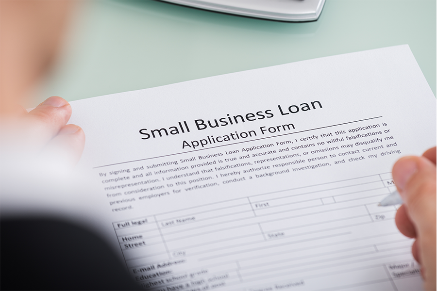 Small Business Loan vs  Business Credit Card 2019