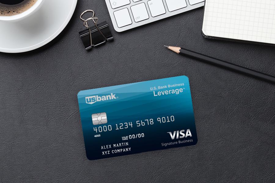 us bank business secured credit card