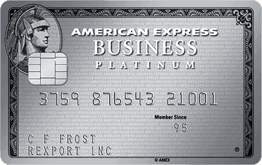 American Express Business Platinum best small business credit card