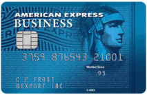 American Express SimplyCash Plus 0 business credit card