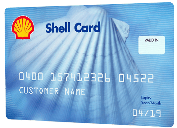 Shell - Small Business Gas Card