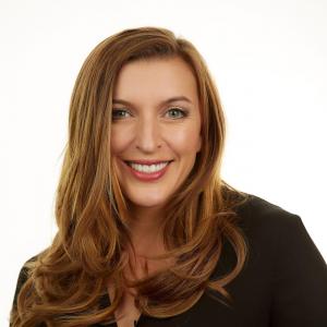 Headshot of Courtney Poulos