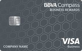 BBVA Compass Secured Visa Business Credit Card