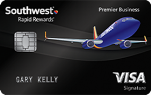Chase Southwest Rapid Rewards Premier Business Credit Card - best business credit cards for travel