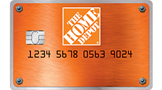 Home Depot Consumer Card - home improvement credit card