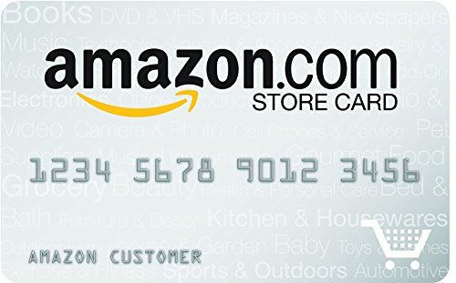 Amazon - Store Card - home improvement credit card