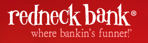 logo of Redneck Bank