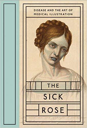 The Sick Rose book