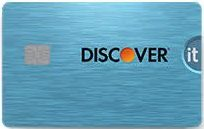 Discover it Cash Back personal credit cards for business use