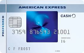 American Express Blue Cash Preferred personal credit cards for business use