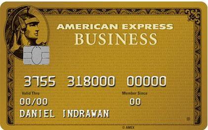 American Express - Business Gold Rewards - best business credit cards for travel