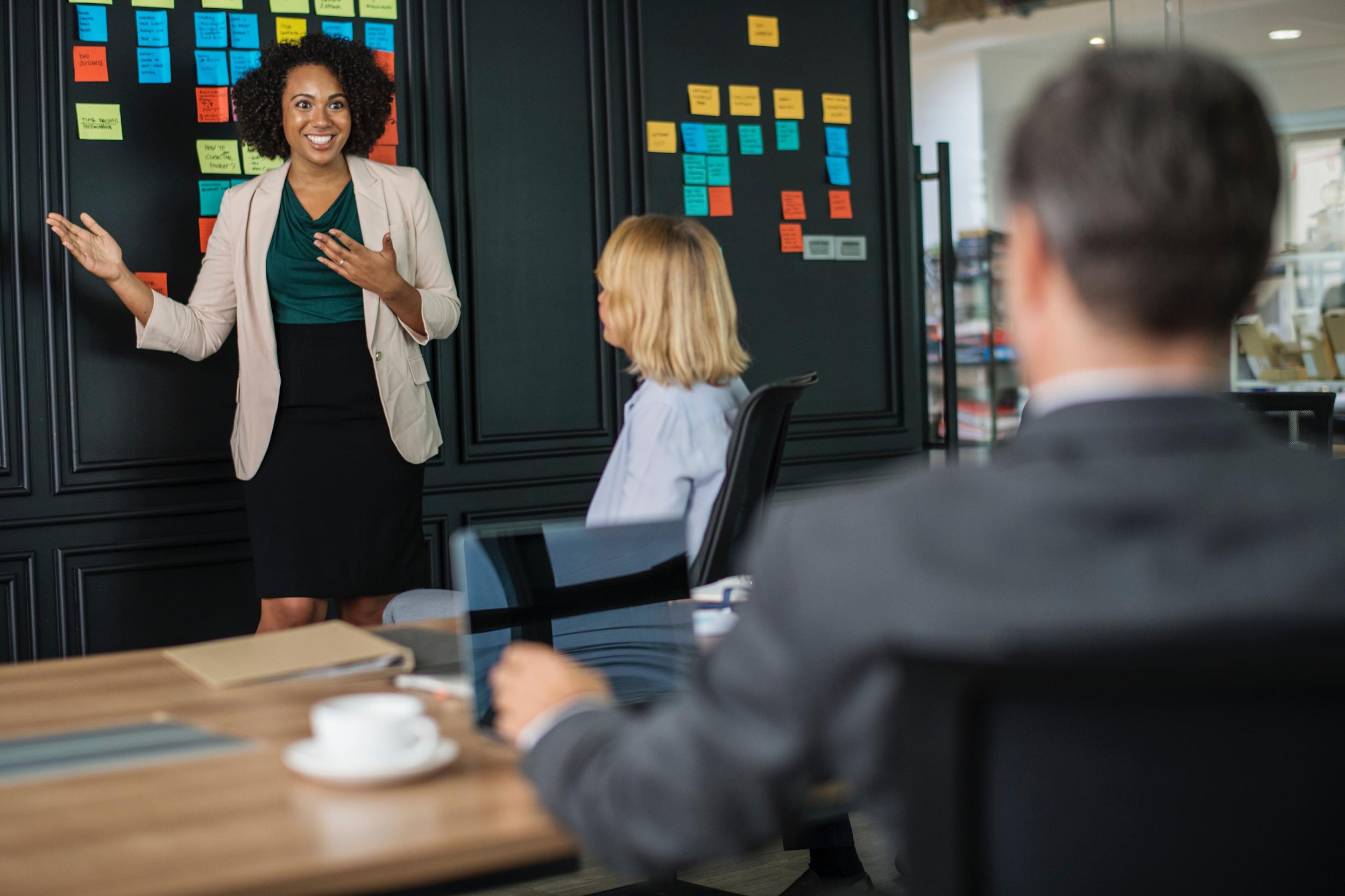 sales training program presentation