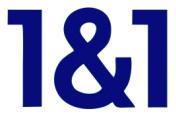 Logo of 1&1 Ionos