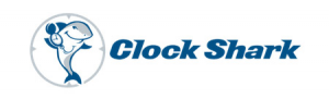 clock shark logo