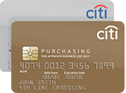 Purchasing Cards, Citibank