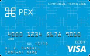 Prepaid Card, PEX