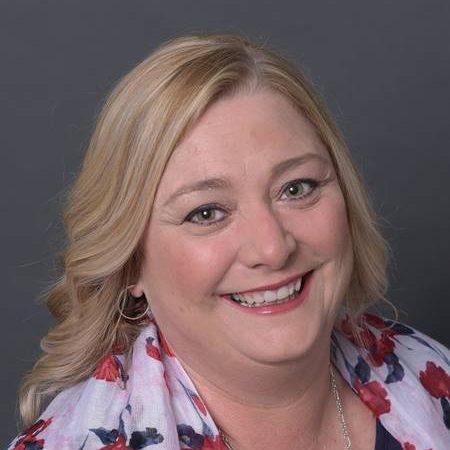 Headshot of Joan Nichols, President, AMTA