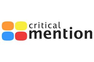 Critical Mention reviews