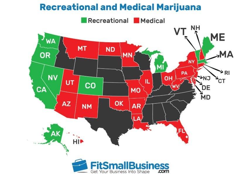Recreational and Medical Marijuana