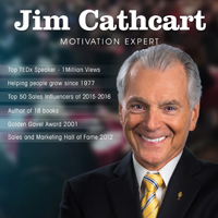 Jim Cathcart - Top Sales Influencers 2019