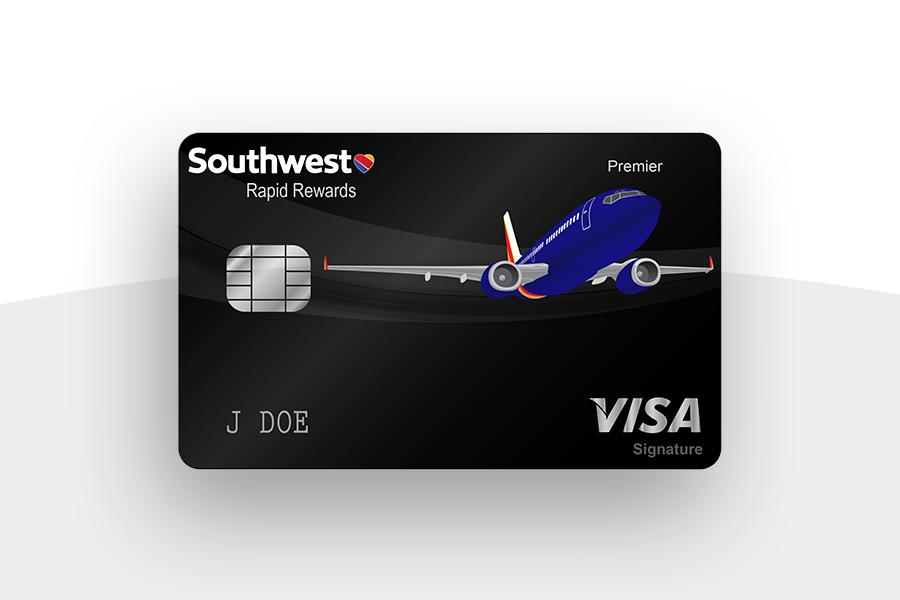chase visa southwest business card