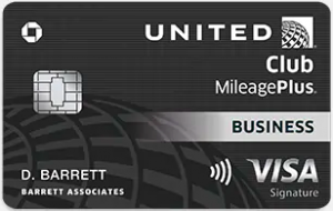 MileagePlus Business Credit Cards