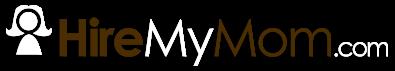 Hire My Mom logo