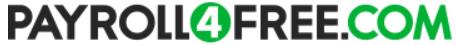 Payroll4free logo