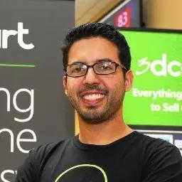 Headshot of Jimmy Rodriguez, COO, 3dcart