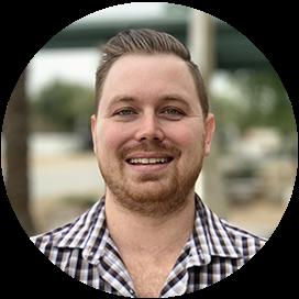 Headshot of Kyle Bles, Account Executive, OptimumHQ