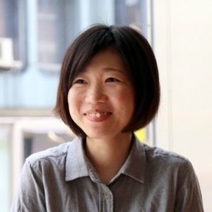 headshot of Yoko Kawamoto, Finance Staff, Founder's Guide